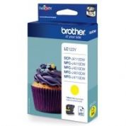 Brother LC 123Y Ink Cartridge - Yellow